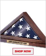American Flag Plaques