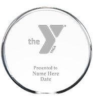 YMCA Orbit Acrylic