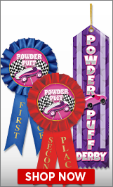 Powder Puff Ribbons