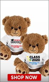 Class Of 2020 Teddy Bears