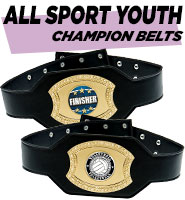 All Sport Youth Champion Belt