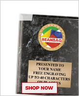 Bean Bag Plaques