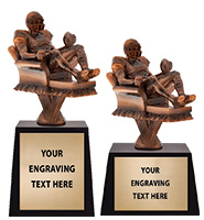 Fantasy Football Stud Trophies