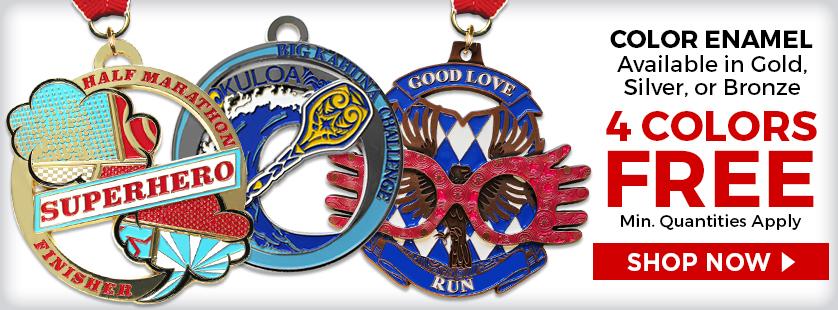 Custom Medals | Custom Made Medals | Custom Award Medal