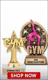 Gymnastics Trophies