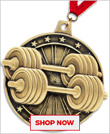 Powerlifting Medals