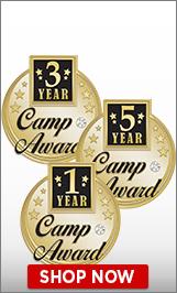 Camp Pins