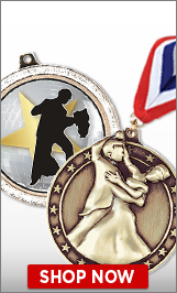 Ballroom Dance Medals