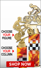 Cycling Column Trophies