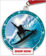 Surfing Medals