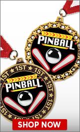 Pinball Medals