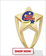 Above & Beyond Awards Trophy