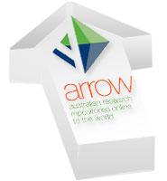 Arrow Acrylic Embedment