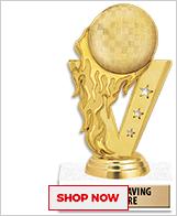 Kickball Trophies