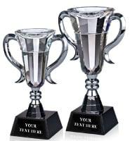 Triumph Crystal Cups