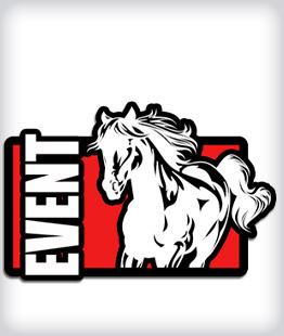 Custom Rubber Equestrian Pins
