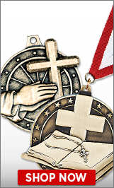 Catholic School Medals
