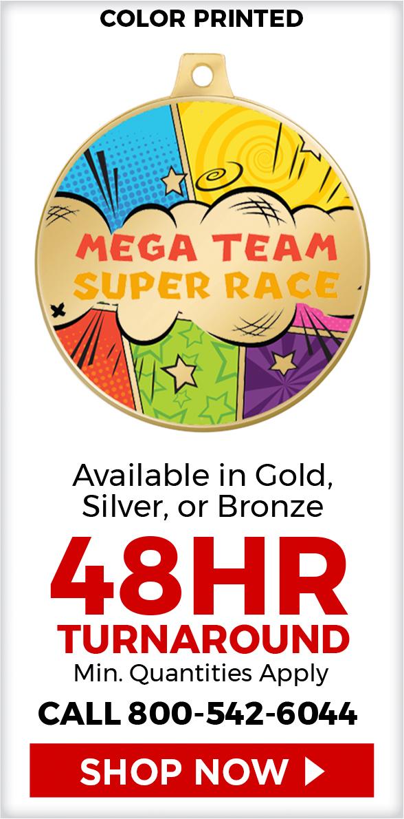 Custom Running Medals | Running Medallions