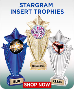 Stargram Icicle Trophies