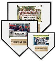 Home Plate Team Photo Plaque