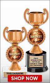 Bronze Cups