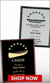 Canoe Plaques