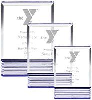 YMCA Blue Rockwell Acrylics