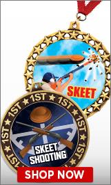 Skeet Medals