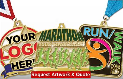 Marathon Custom Medals