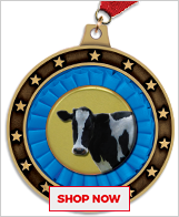 Cow Medals