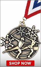 Ice Skating Medals