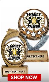 Family Reunion Sculptures