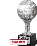 Irish Feis Glimmer Ball Trophies
