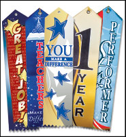 Color Splash Recognition Ribbons