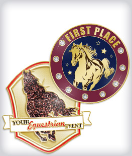 Custom Specialty Equestrian Pins