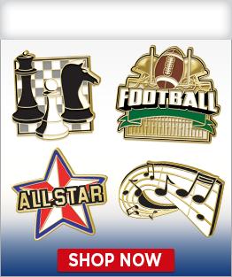 Enamel Sport Pins