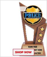 Police Sculptures