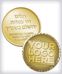 Custom Religious Coins