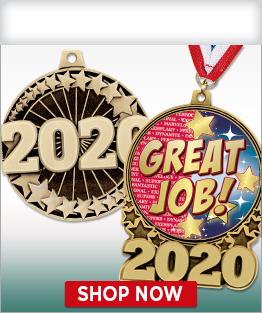 2020 Medals