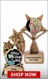 Rock Climbing Sculptures