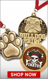 Mascots Medals