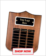 Years of Service Perpetual Plaques