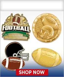 Football Pins