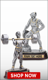 Weightlifting Sculptures