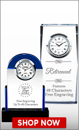 Retirement Clock Awards