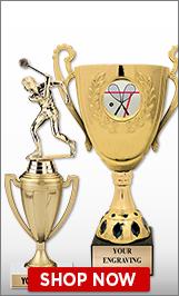 Squash Cup Trophies