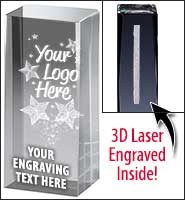 Crystal Laser Embedments