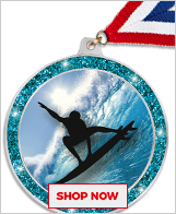Windsurfing Medals