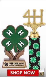 4-H Trophies