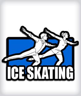 Custom Rubber Skating Pins